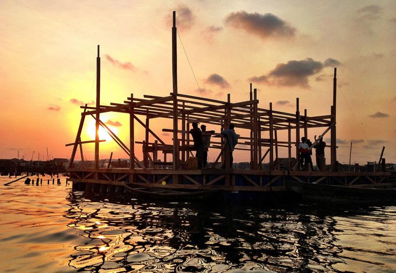 *非洲馬可可(makoko):漂浮在水上的校園! 4