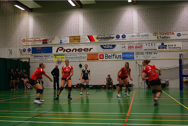 BEVO Roeselare damesvolleybal
