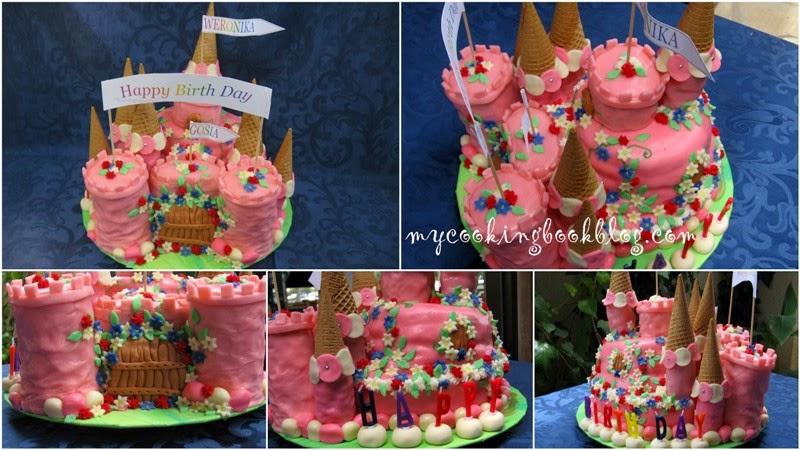 Торта Замък