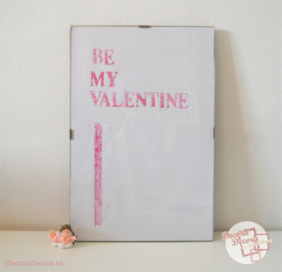 Idea 2 para decorar en San Valentín
