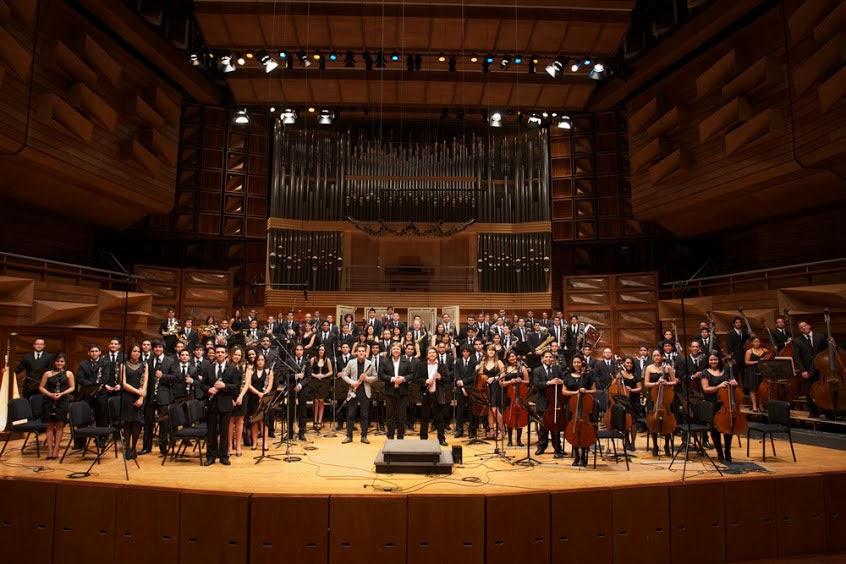 Simón Bolívar Youth Symphony Band