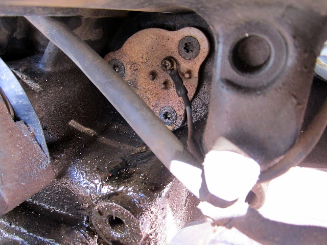 V Star 650 Neutral Switch Oil Leak Fix | Zia Rider Blog
