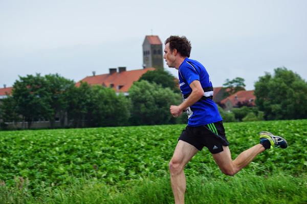 Thijs Vander Meiren in de 30e Dwars door de Zilten, 4 juni 2014