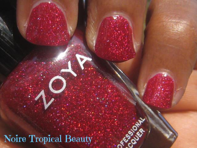 NoireTropicalBeauty Zoya Ornate Blaze