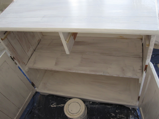 Another Piece of Charity-Shop Furniture gets a Revamp (4/6)