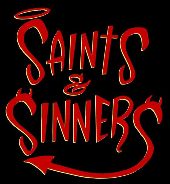 Image result for saints and sinners