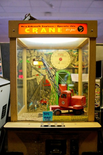 Pinball Museum in Las Vegas.