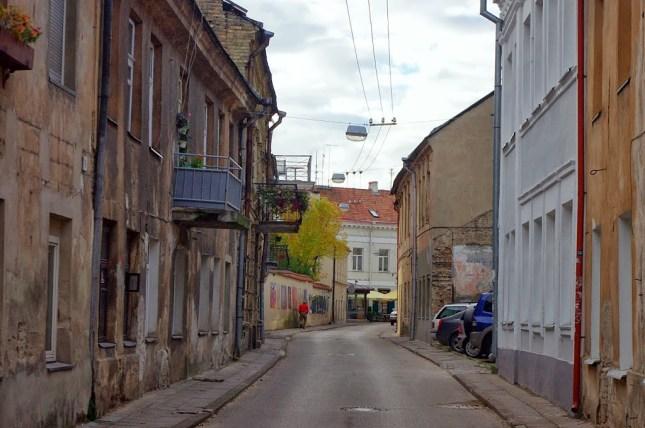 Qué ver en Vilna. Užupis, Vilna, Vilnius