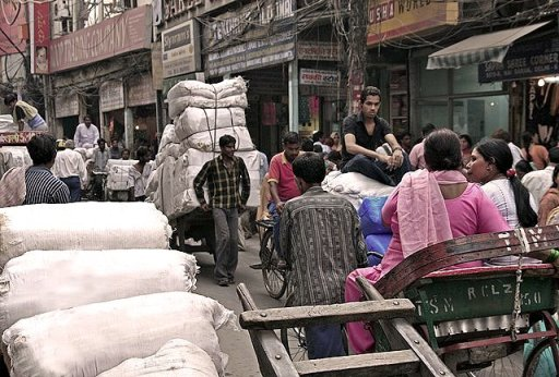 Chandni Chowk workers