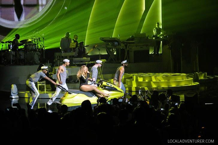 Mariah Carey Las Vegas Residency.