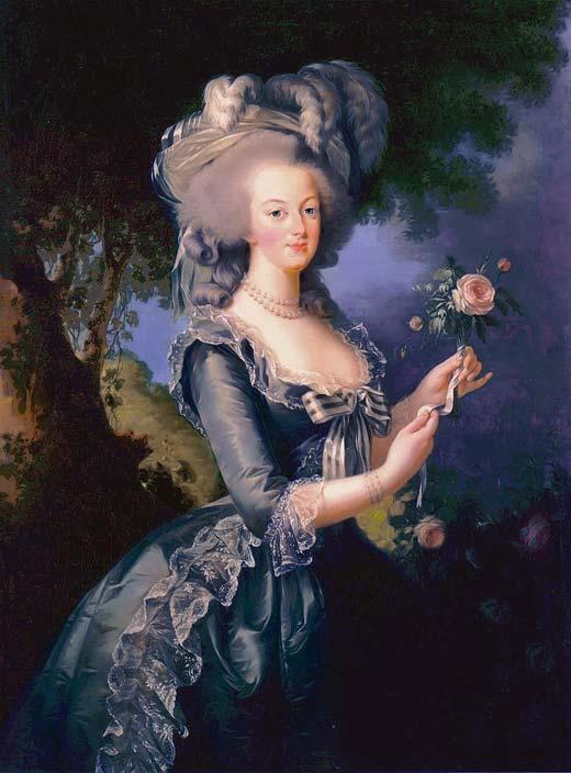 Louis Xvi And Marie Antoinette France Louis