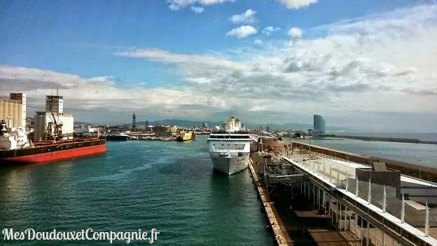 port barcelone costa croisiere
