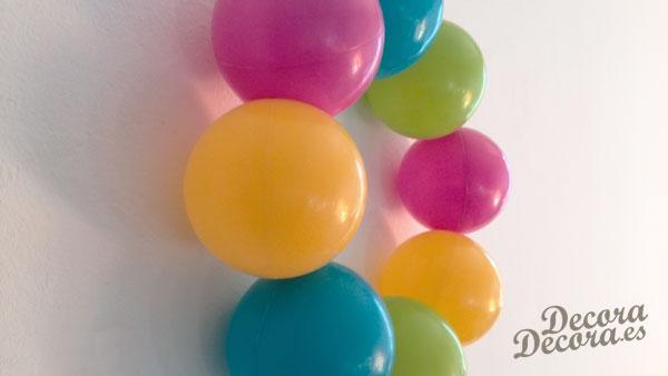 Corona de bolas