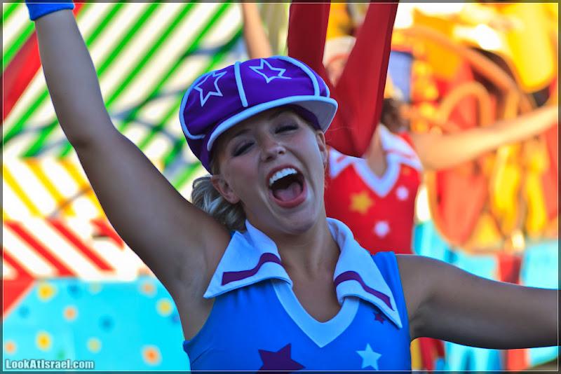 Америка 2.0 / Орландо, Magic Kingdom - Парад Микки Мауса