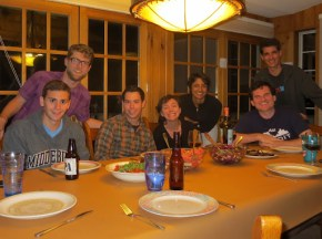 ElectNext team dinner in Tahoe