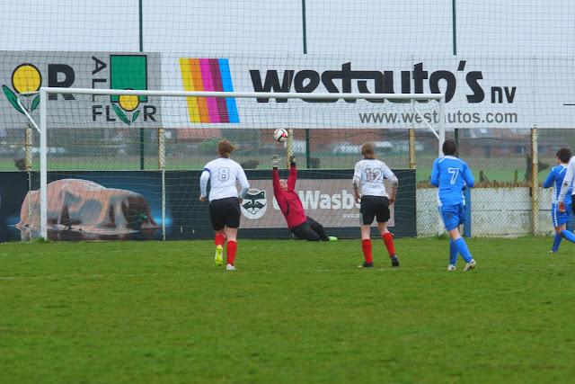 penalty omgezet door Els Hoorne