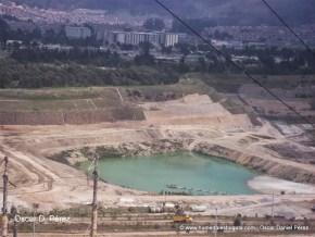 Minería en Bogotá