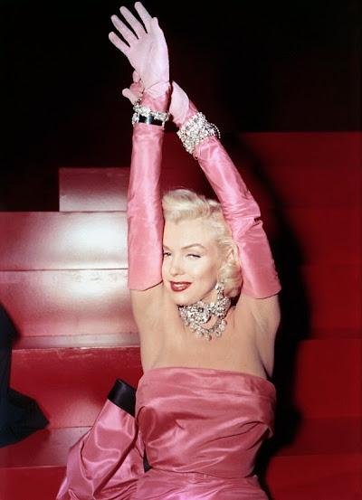 10 batons vermelhos do cinema Marilyn Monroe