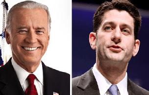 Biden Versus Ryan