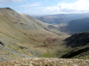 Riggindale. No Golden Eagles canbe seen today.