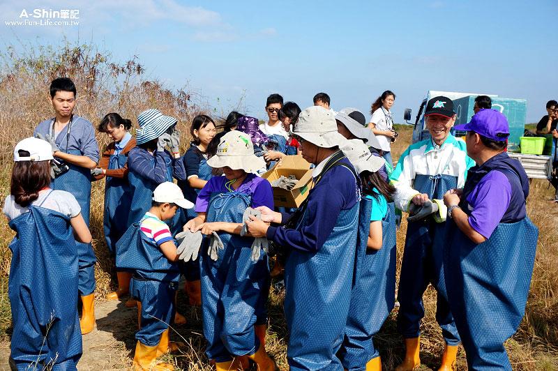 台江國家公園-漁塭體驗2