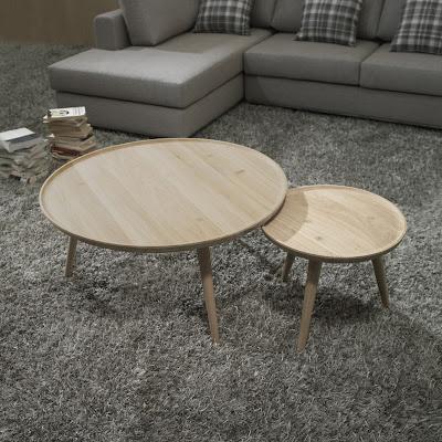 Muebles roble colección Solid Oak.