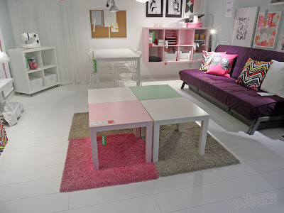 Decora Decora en IKEA Valencia.