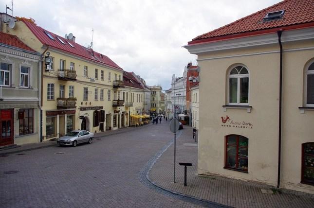 Qué ver en Vilna.