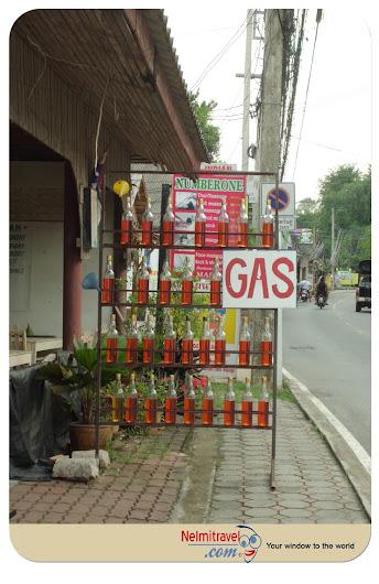 gas,gasoline,petrol,gas thailand,gas koh Samui,renting scooters koh samui,gasoline thailand,gas prices Thailand