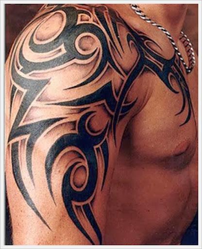 tribal arm tattoo designs