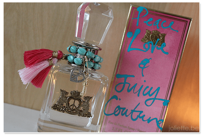Peace, Love & Juicy – Juicy Couture