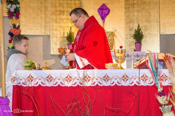 DSC 4943 Niedziela Palmowa: Między Hosanna a Ukrzyżuj