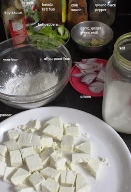 Paneer Chilli Recipe | Chinese Chilly Paneer (Dry & Gravy options)