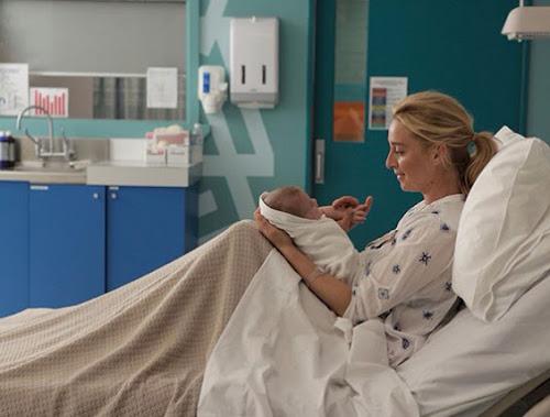Nina and baby - offspring