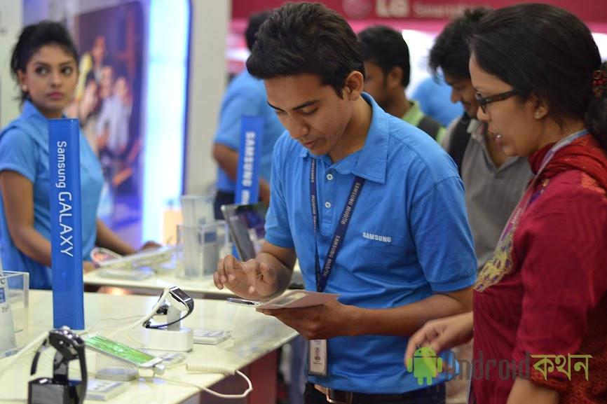smartphone and tab expo dhaka 2014