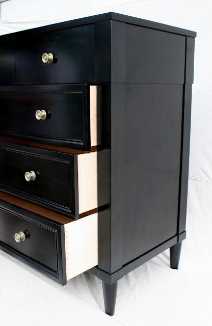 Elegant Solid wood Bedroom Furniture