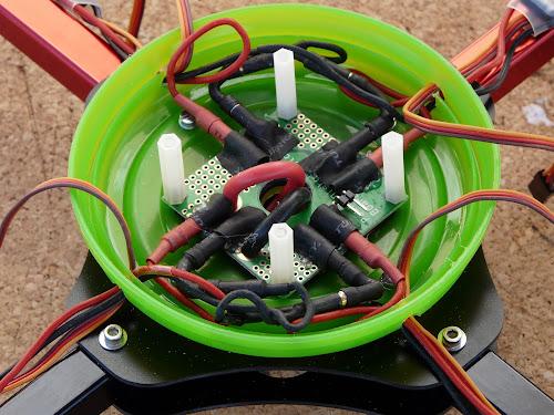 Quadcopter HobbyKing X550 (2/6)