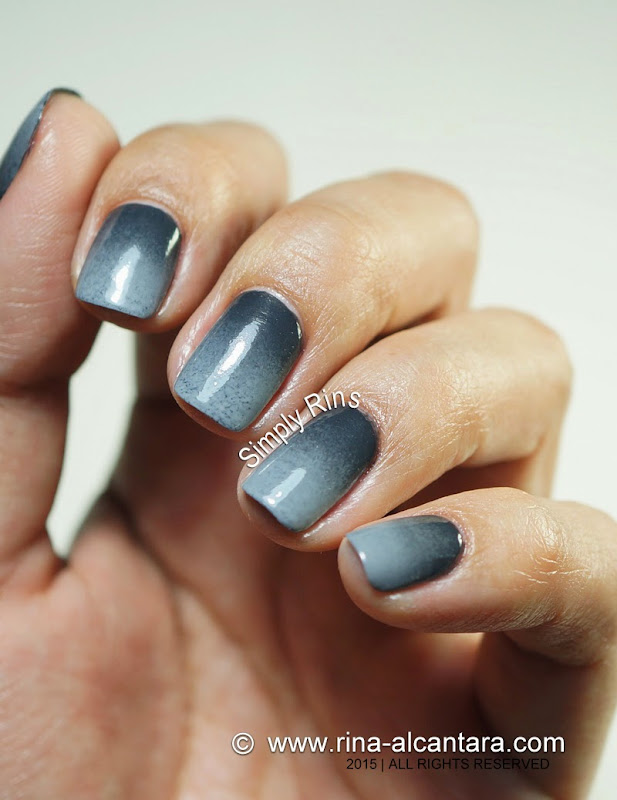 Nail Art Opi Fifty Shades Of Grey
