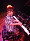 Finley Moore a beautiful piano player