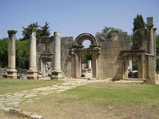 مدينة يهودية قديمة من القرن الأول ميلاديا