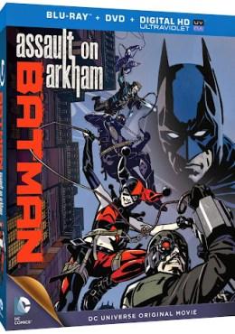 Batman - Assalto em Arkham Dublado Torrent - 1080p / 720p BDRip Bluray DualAudio (2014) Legendado