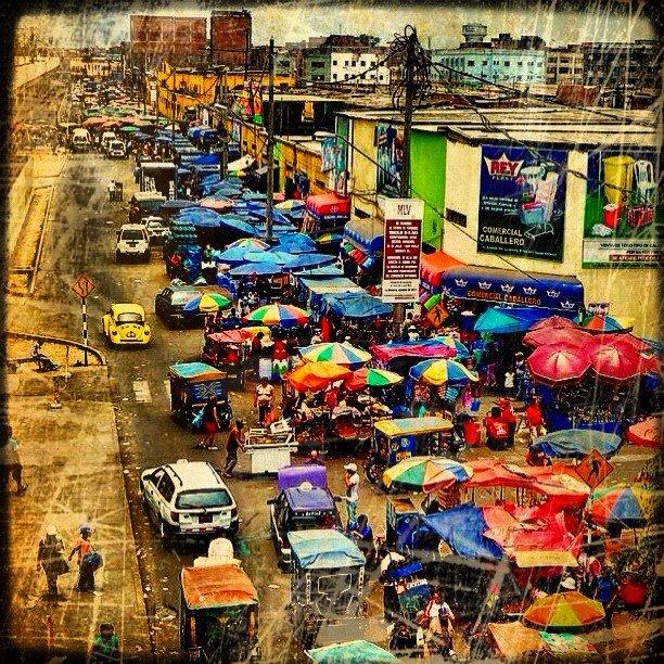 Gamarra, Lima