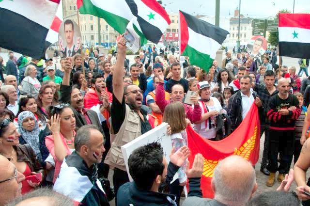 Nasrallah manar till nya protester