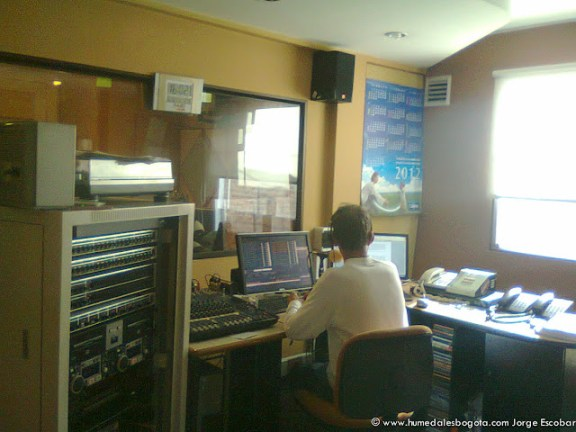 1430 am radio, Humedales Bogotá