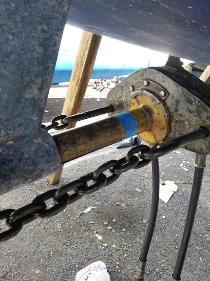 Boat Strut Bearing Replacement : The professional way to replace a cutlass bearing st