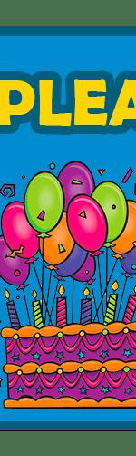 Animaciones, Cumpleaños y otros...