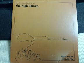 HIghLlamas会場限定CD