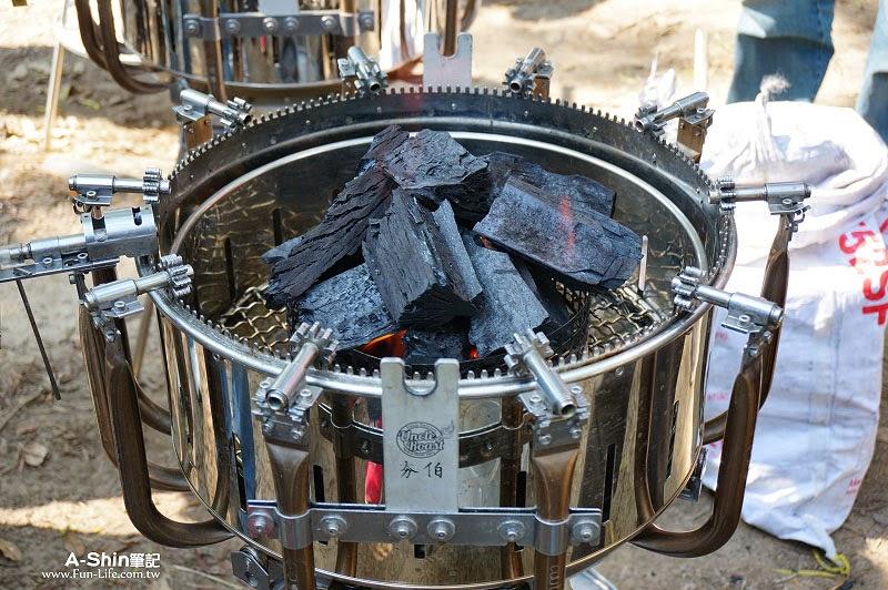 不鏽鋼烤肉架-夯伯燒烤萬用爐5