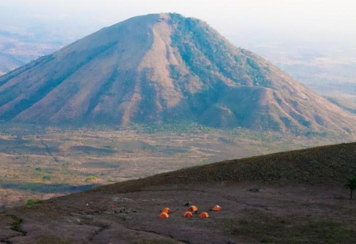 El Hoyo trekking