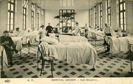 Hopital Cochin - Salle Dieulafoy